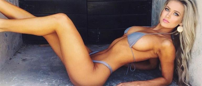 Саванна Моррис (Savannah Delane Morris)