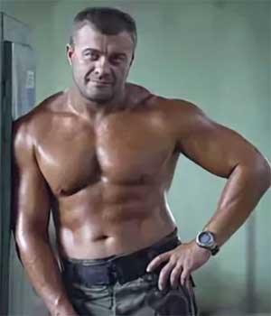 Русские актеры качки Пореченков
