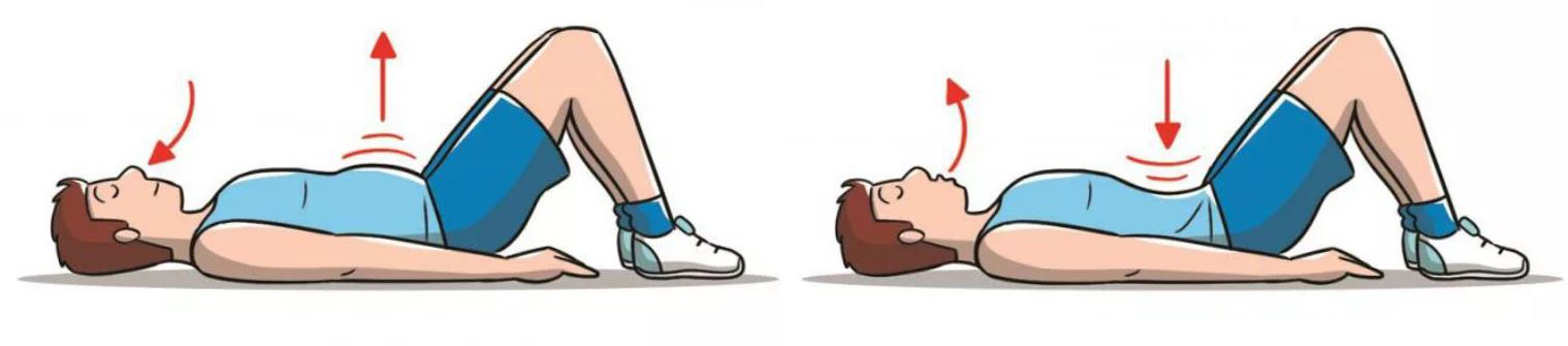 Самые эффективные упражнения на пресс вакуум